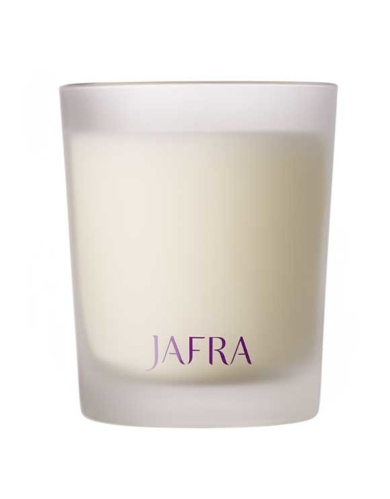 Jafra Spa Ginger & Eucalyptus Scented Candle