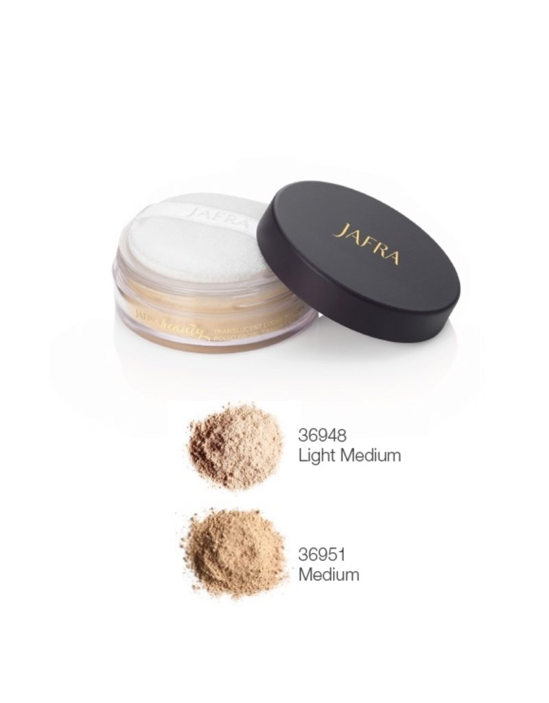 Jafra Skin Translucent Loose Powder