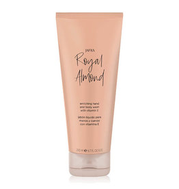 Jafra Royal Almond Enriching Hand and Body Wash