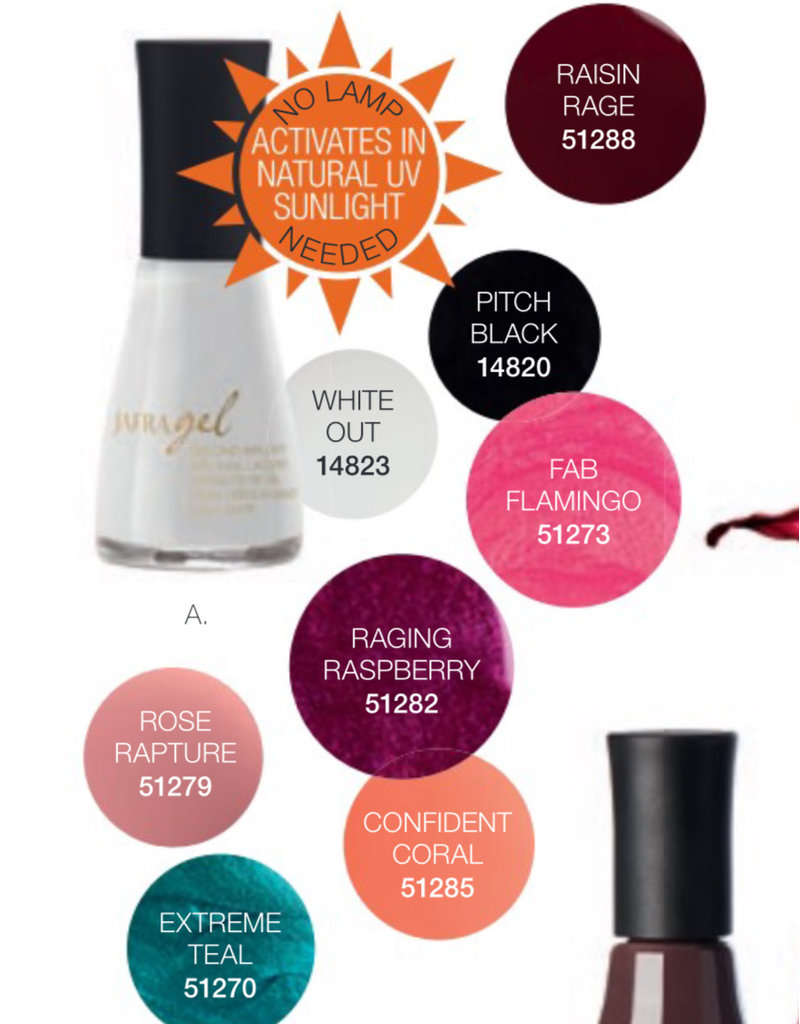 Jafra Beyond Brilliant Gel Nail Lacquer