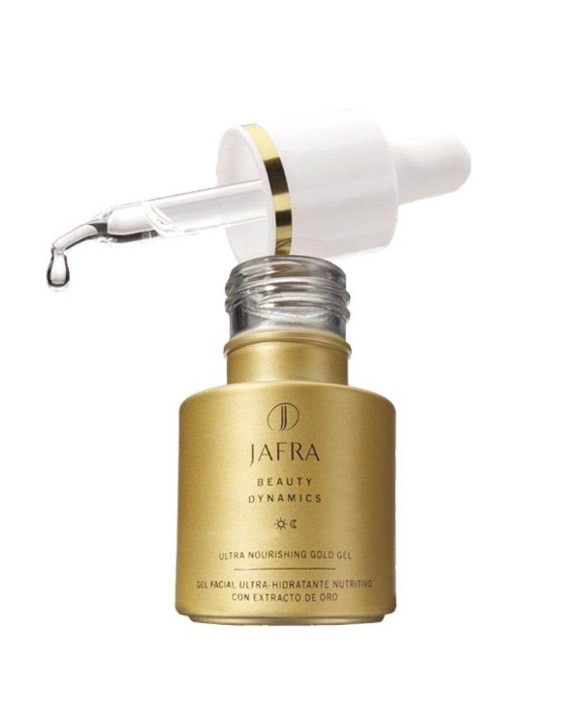 Jafra Ultra Nourishing Gold Gel - Puur goud!