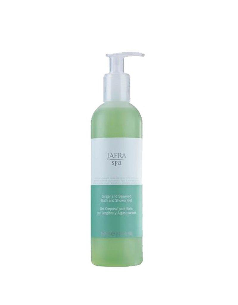 Jafra Ginger & Seaweed Bath and Shower Gel - Spa thuis