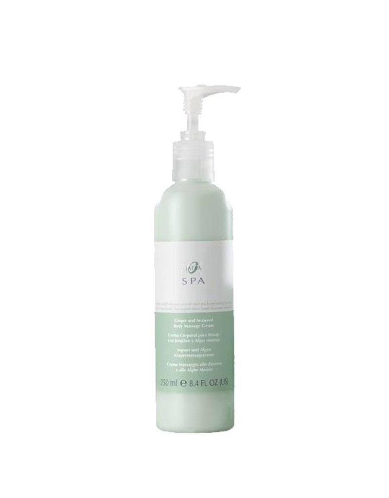 Jafra Ginger & Seaweed Body Massage Cream - Je Spa thuis
