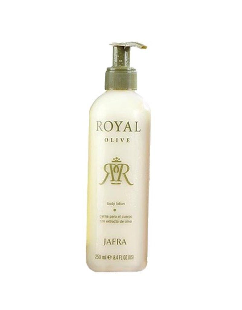 Jafra Royal Olive Body Lotion - Koninklijke Lichaamsverzorging
