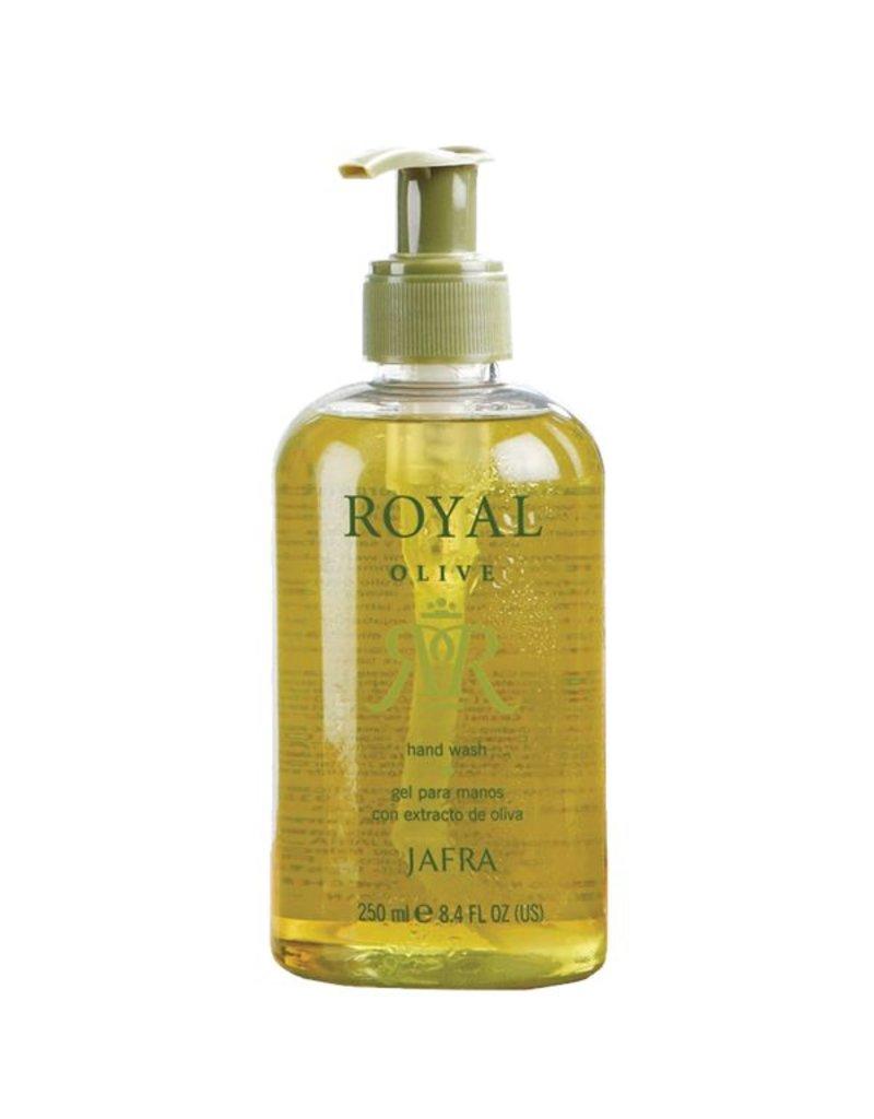 Jafra Royal Olive Hand Wash - Koninklijke Lichaamsverzorging
