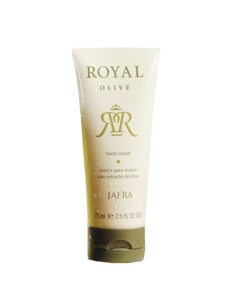 Jafra Royal Olive Hand Cream - Koninklijke Lichaamsverzorging