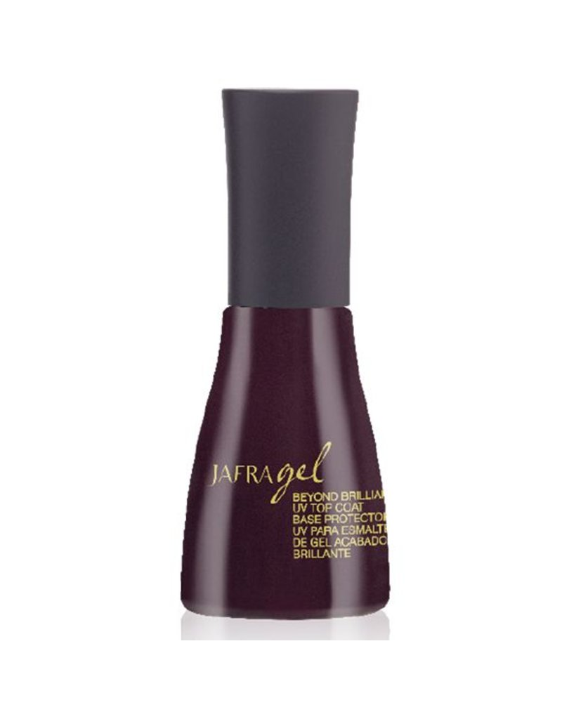 Jafra Beyond Brilliant Gel Nail Lacquer UV Top Coat