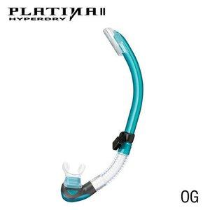 Tusa Platina II Transparant Snorkel