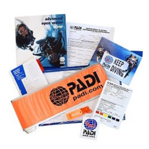 PADI Advanced Open Water pakket