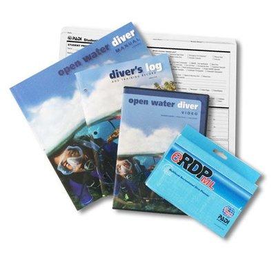 PADI Open Water Ultimate pakket met eRDPML