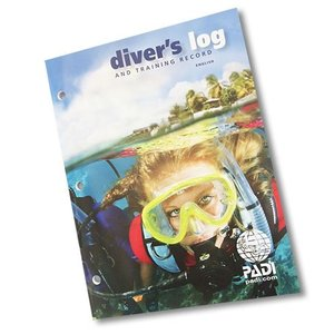 PADI logboek start module