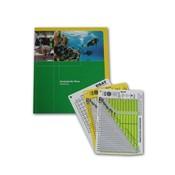 Padi Enriched Air Nitrox cursusboek tabellen