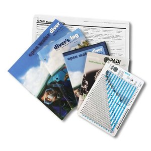 PADI Open Water Ultimate RDP tabel