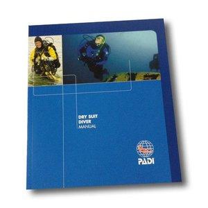 PADI Droogpak Duiken cursusboek