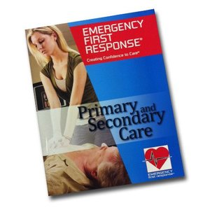 PADI EFR Primary & Secondary Care cursusboek