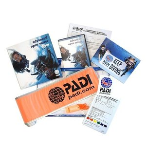 PADI Advanced Open Water Ultimate pakket