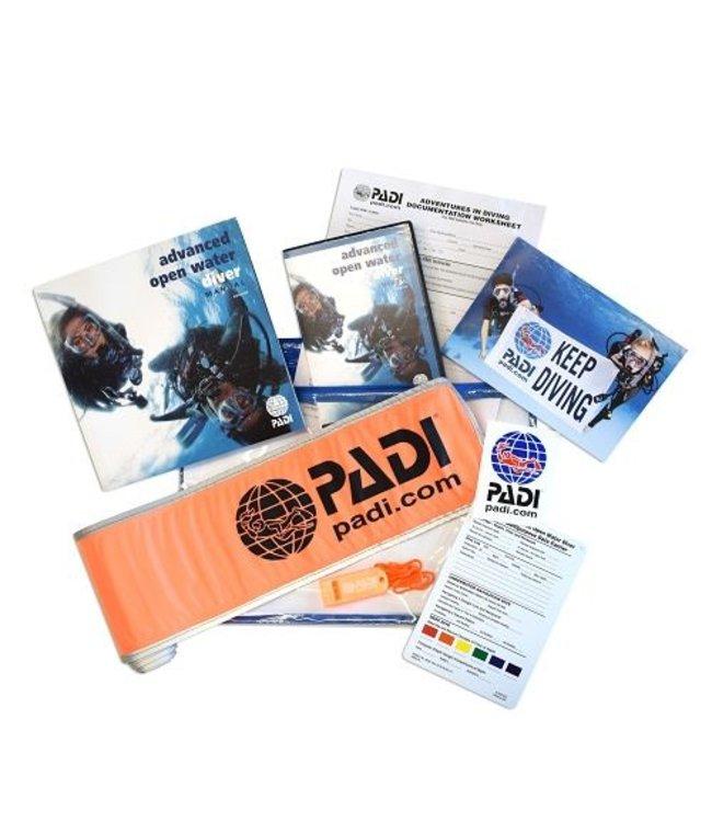PADI Advanced Open Water cursuspakket Ultimate