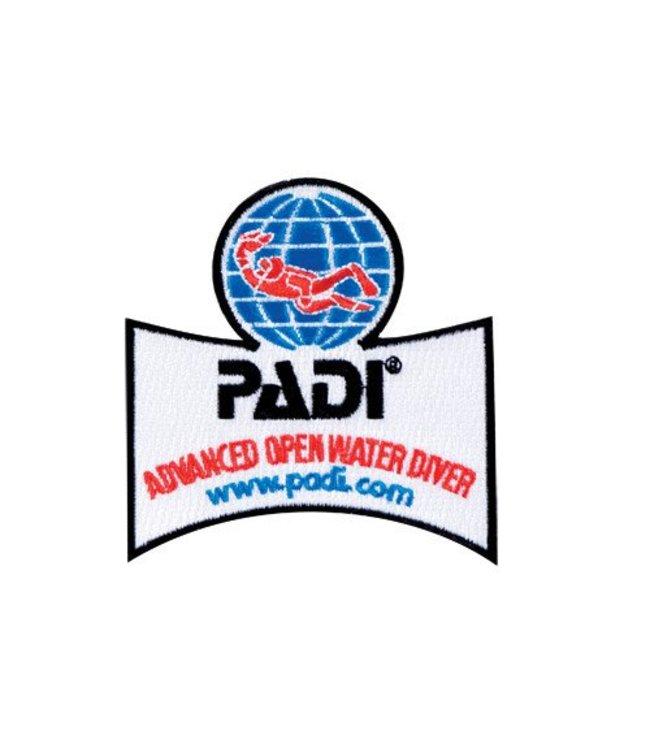 PADI Advanced Open Water Embleem