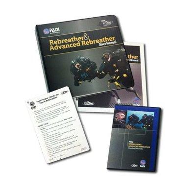 PADI Advanced Rebreather cursuspakket