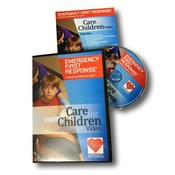 PADI EFR Care for Children DVD