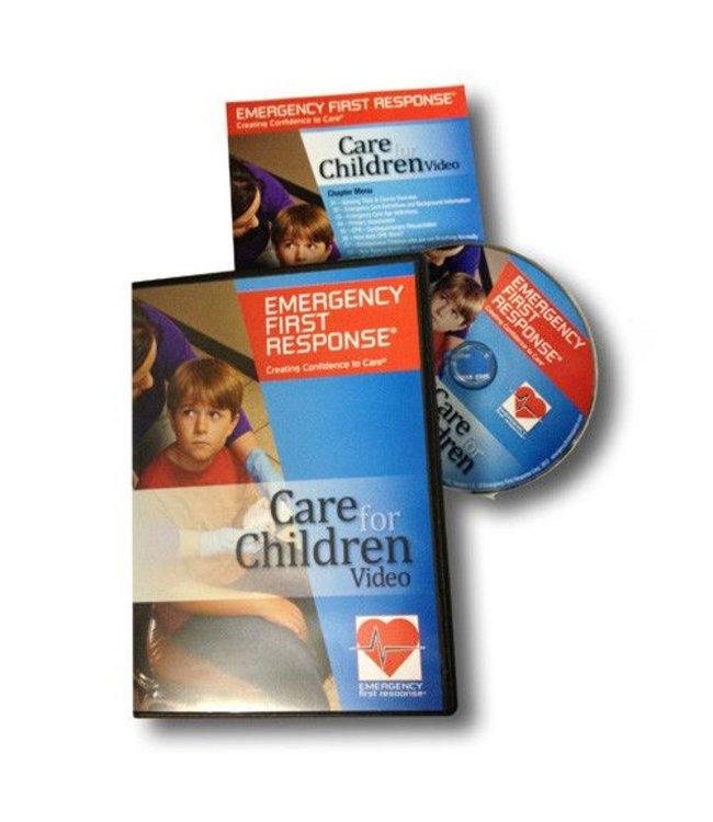 PADI EFR Care for Children DVD