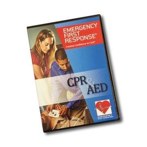 PADI EFR CPR en AED dvd