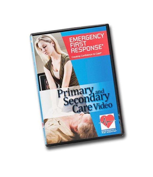PADI EFR Primary & Secondary Care DVD