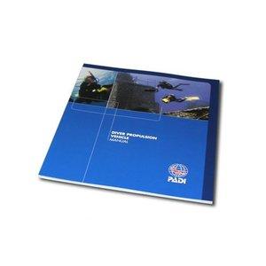 PADI Onderwater Scooteren cursusboek
