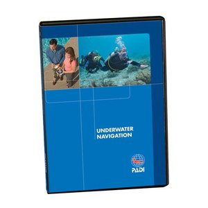 PADI Onderwater Navigatie DVD