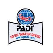 PADI Open Water Embleem