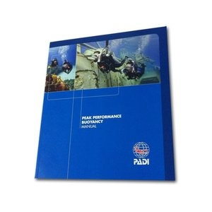 PADI PPB cursusboek Engels