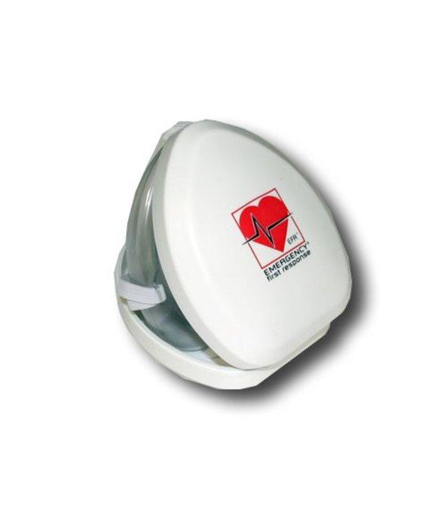 PADI Pocket masker met O2 poort
