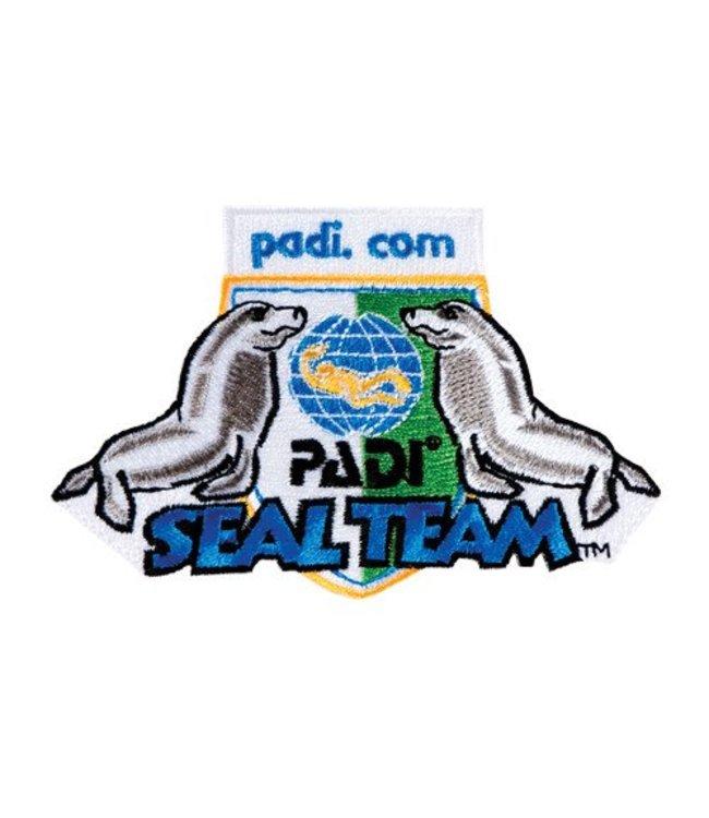 PADI Seal Team Embleem