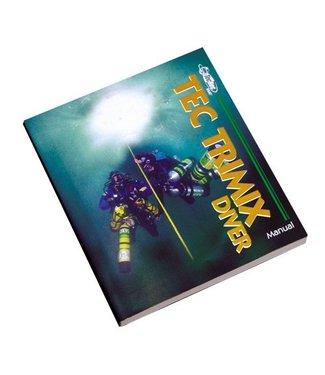 Padi PADI TEC Trimix cursusboek