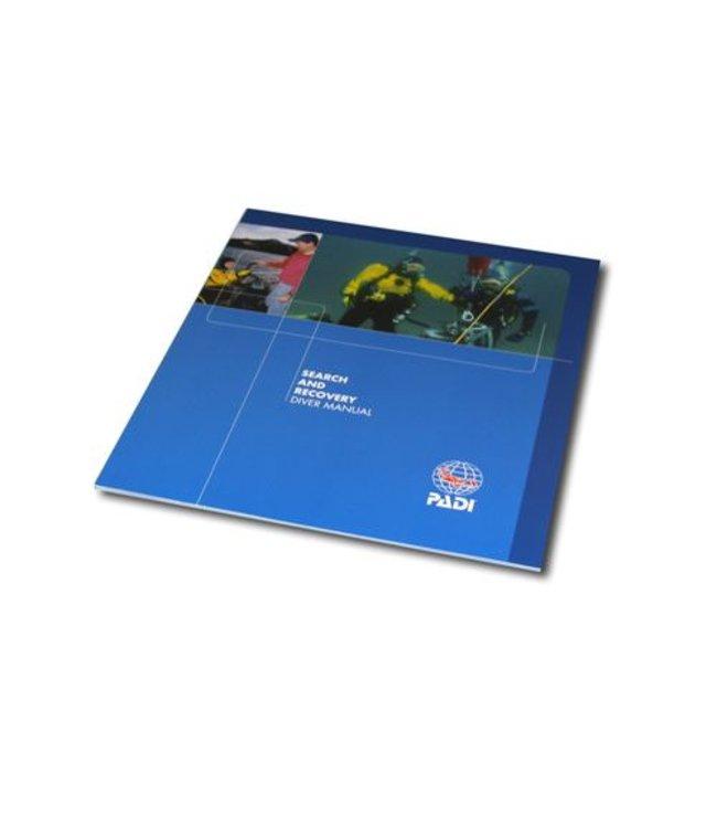 PADI Zoeken en Bergen cursusboek