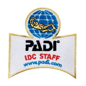 PADI IDC Staff Embleem