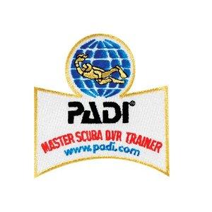PADI Master Scuba Diver Trainer Embleem