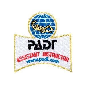 PADI Assistant Instructeur Embleem