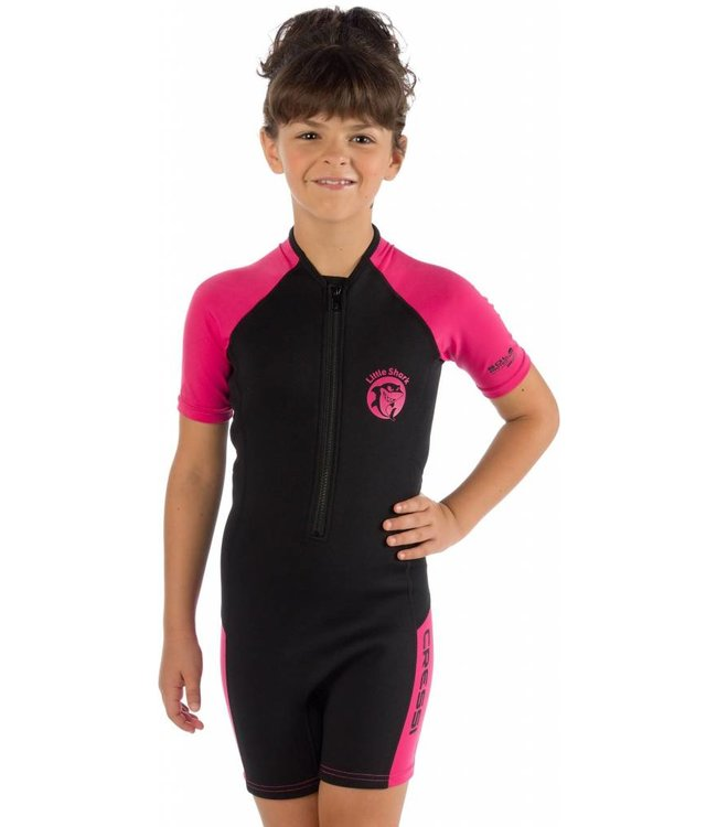 Cressi Little Shark Shorty Roze