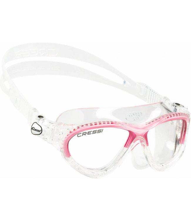 Cressi Mini Cobra Junior Zwembril Roze