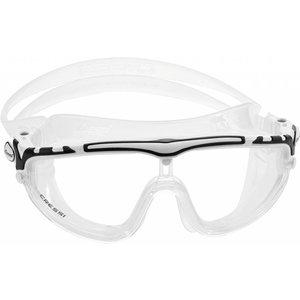 Cressi Skylight Zwembril Wit-Zwart