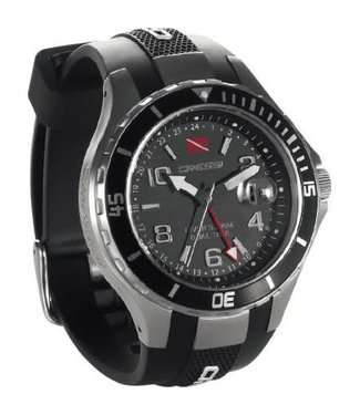 Cressi By The Sea Cressi Traveller Dual Time Zwart