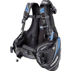 Cressi Travelight Trimvest Blauw