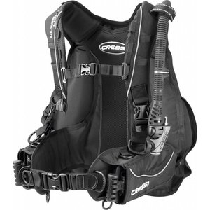 Cressi Ultralight Trimvest Zwart