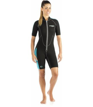 Cressi Cressi 2mm Lido Shorty Dames