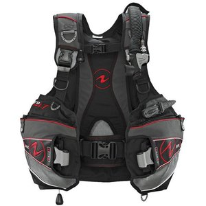 Aqualung Pro LT Zwart-Rood