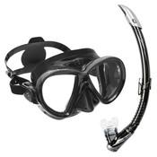 Aqualung Reveal X2 snorkelset Zwart