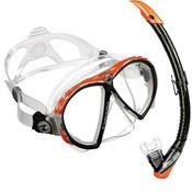 Aqualung Favola Snorkelset Oranje