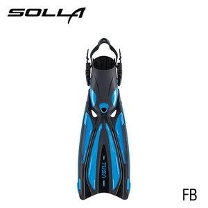 Tusa Solla Vinnen Fishtail Blue