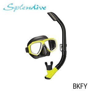 Tusa Splendive Black Yellow